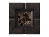 Marble - Dark Emperador (Polished), Cherry - Black W240: