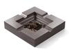 Marble - Dark Emperador (Polished), Walnut - Grey W251: