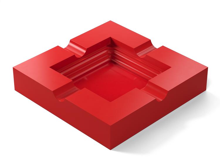 Porcelain - Red (Polished), Red 2000-10: