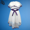 W115 Girls Floral Party Dress