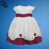 BU307 Simple Baby Girls Party Dress