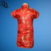 N650 Girls Red Oriental Cheongsam