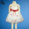 BU251 Colour Tulle Flowergirl Party Dress