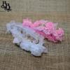 N645 Baby Girls Floral Elastic Headband