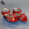 G290 Girls Butterfly Sandal Shoe with Light