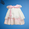 BU309 Baby Girl Floral Cotton Dress