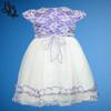 BU453 Baby Girls Colour Floral Dress