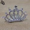 N704 Girls Arch Crown Diamante Tiara