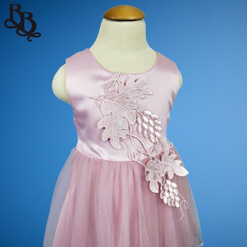 W112 Girls Formal Dress
