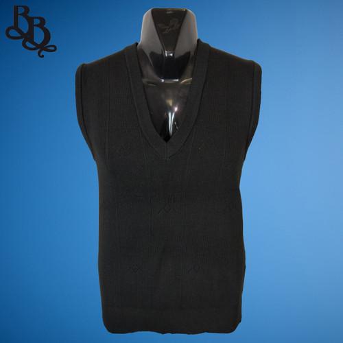 J701 Men's Plain Acrylic Vest