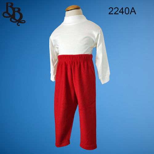Unisex Coloured Fleece Trousers 2239 / 2240