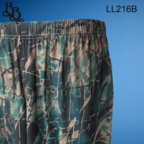 LL216 Ladies Pattern Relaxed Summer Pants