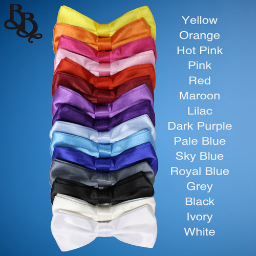 805 Men Coloured Bowtie
