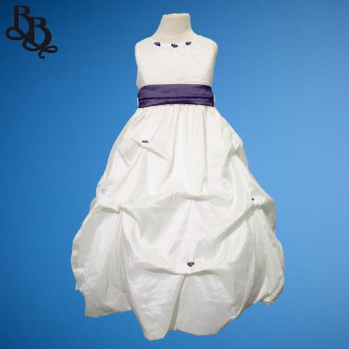 BU266 Ruffled Party Dress