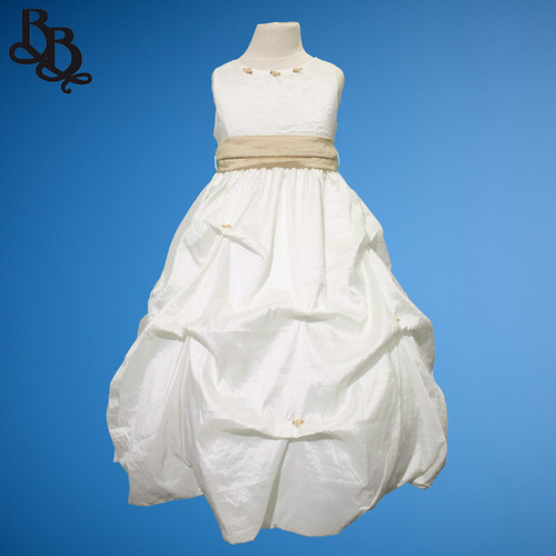 BU266 Ruffled Party Dress
