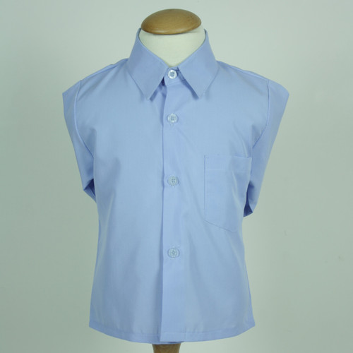 313 Boys Colour Cotton Dress Shirt