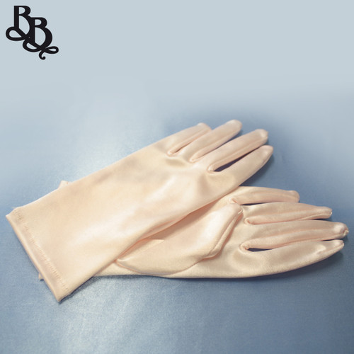 2062 Plain Satin Formal Glove