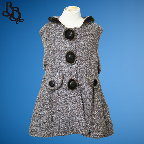 J058 Girls Winter Jacket