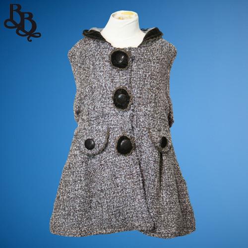J058 Girls Winter Jacket