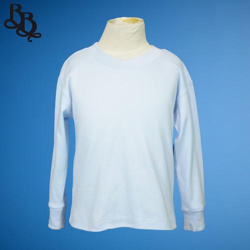 2237 Plain Colour Cotton Skivvy