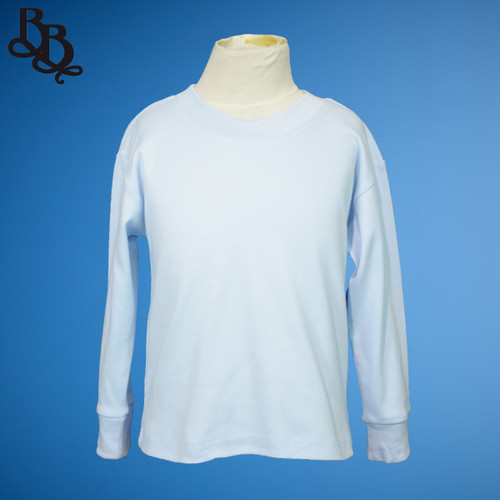 2237 Plain Colour Cotton Skivvy