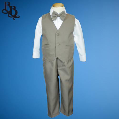 TT9W Light Brown Page Boy Suit