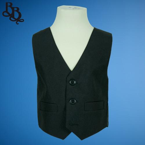 TT9V Boys Formal Vest Waistcoat