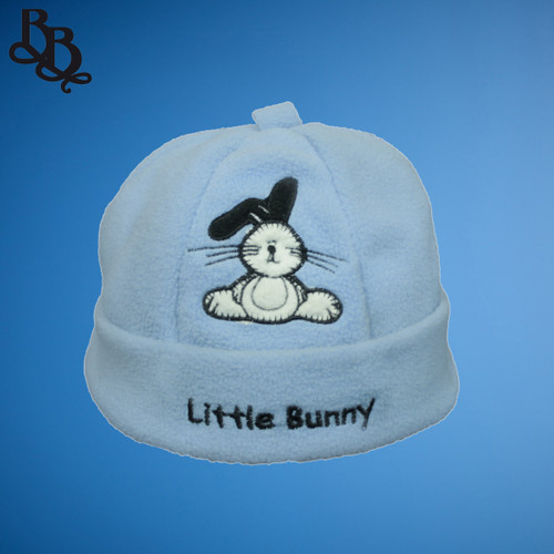 Unisex bunny rabbit fleece beanie glove scarf set F224