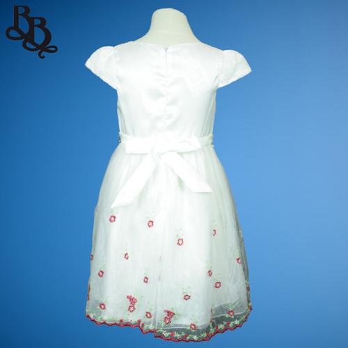 N801 Girls Party Dress