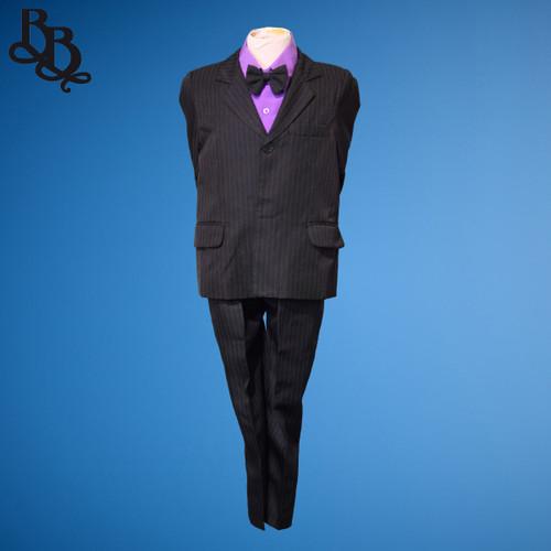 TT4 Pinstripe 2 Piece Jacket Trouser Suit