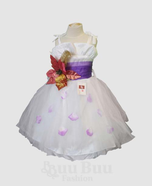 L202 Floral Party Dress