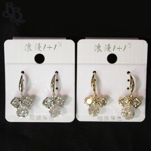 N235 Rhinestone Earring