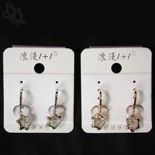 N238 Rhinestone Earring