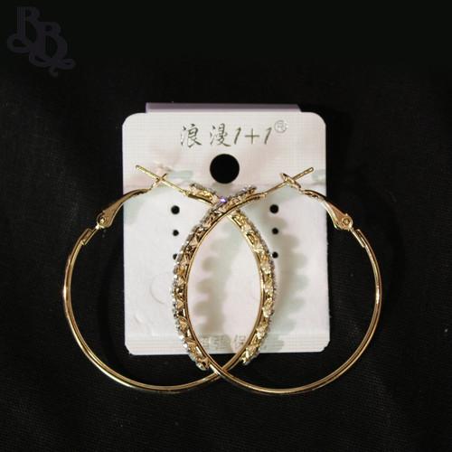 N240 Rhinestone Earring
