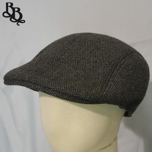 N298 Boys Herringbone Ivy Cap Hat