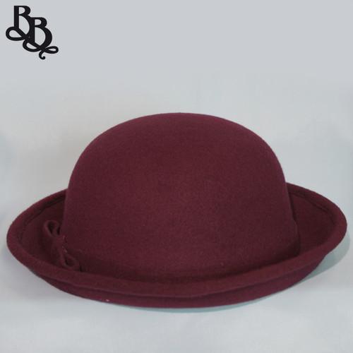 N294 Ladies Summer Felt Gain Hat