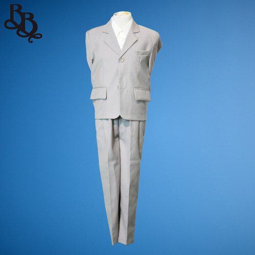 TT63 Plain Colour 2 Piece Suit Jacket Trouser