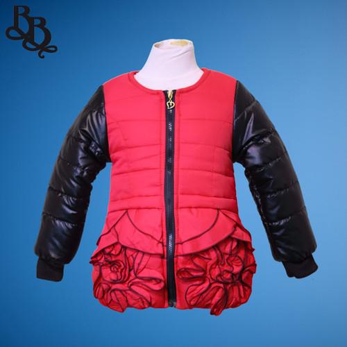 LL631 Girls Winter Coat Jacket