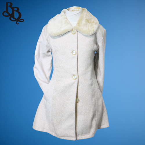 E108 Girls Winter Coat Jacket