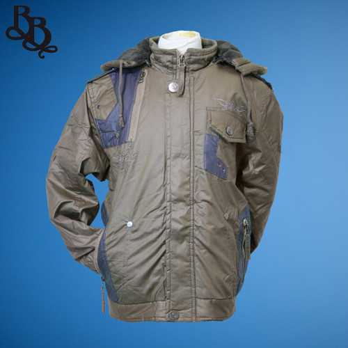 J045 Boys Winter Jacket