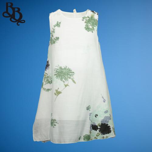 N520 Summer Cotton Dress Top