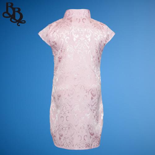 N523 Girls Oriental Cheongsam Dress
