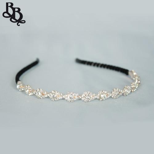 N617 Girls Diamante Headband