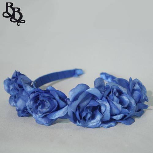 Girls Floral Headband N638