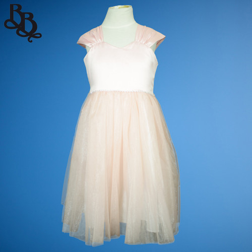 N805 Girls Party Dress