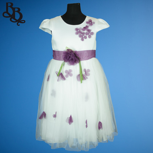 N807 Girls Party Dress