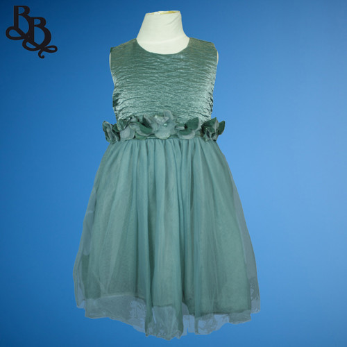 N808 Girls Party Dress