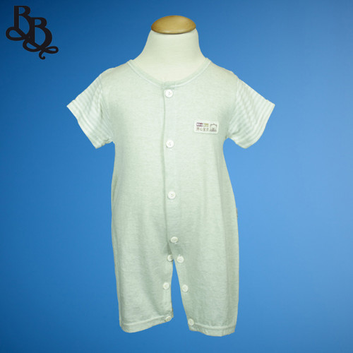 N830 Unisex Baby Cotton Summer Romper
