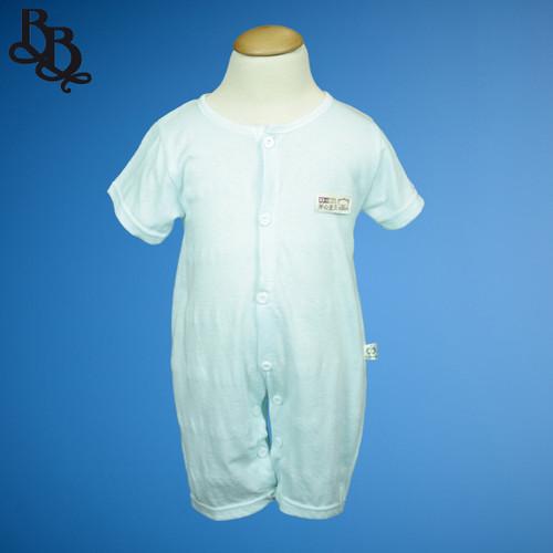 N831 Unisex Baby Cotton Summer Romper