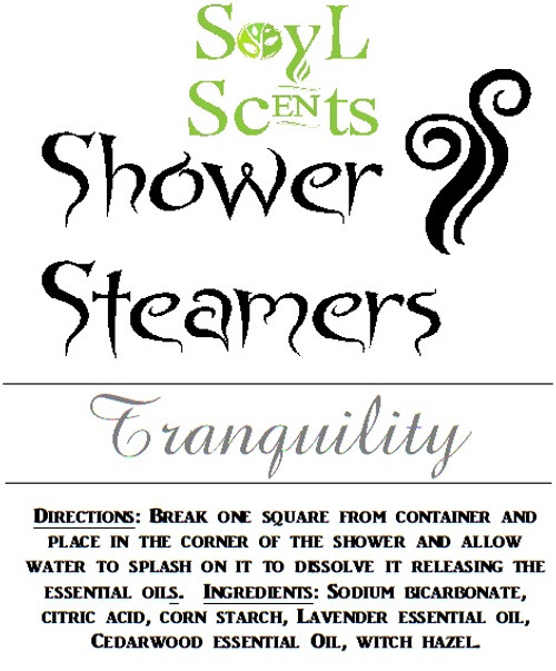 "Tranquility ""Steamer"""